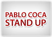 Pablo Coca Stand Up